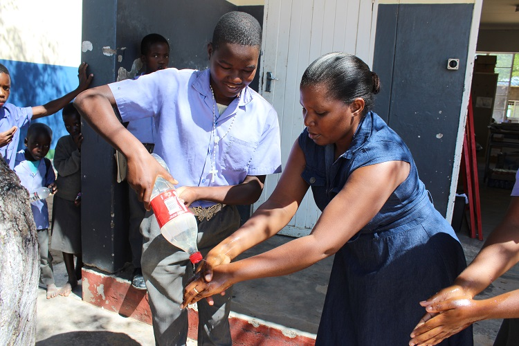 SCHOOL BASED WATER, SANITATION AND HYGIENE (WASH